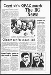The BG News November 14, 1969