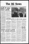 The BG News November 18, 1969