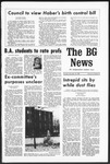The BG News November 20, 1969