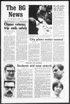 The BG News November 25, 1969
