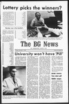 The BG News December 2, 1969