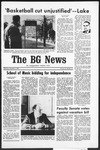 The BG News December 3, 1969