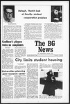 The BG News December 4, 1969