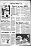 The BG News January 16, 1970