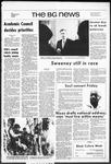The BG News January 22, 1970