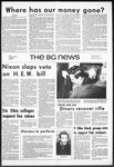 The BG News January 27, 1970