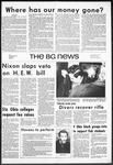 The BG News January 27, 1970