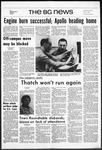 The BG News April 15, 1970