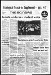 The BG News April 22, 1970