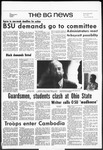 The BG News May 1, 1970
