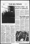 The BG News May 15, 1970