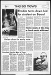 The BG News May 28, 1970