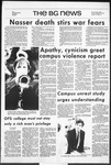 The BG News September 29, 1970