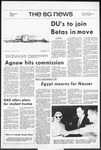 The BG News September 30, 1970