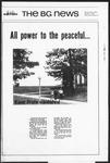 The BG News October 5, 1970