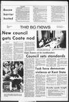 The BG News October 6, 1970