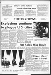The BG News October 15, 1970