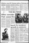 The BG News October 22, 1970