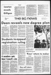The BG News October 27, 1970