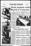 The BG News October 29, 1970