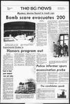 The BG News October 30, 1970