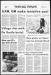 The BG News November 12, 1970
