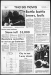 The BG News November 18, 1970