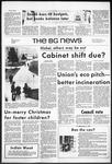 The BG News November 20, 1970