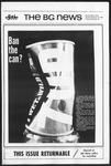 The BG News November 23, 1970