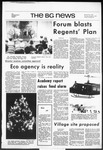 The BG News December 3, 1970