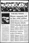 The BG News January 6, 1971