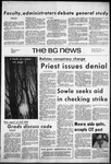 The BG News January 14, 1971
