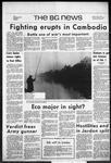 The BG News January 15, 1971
