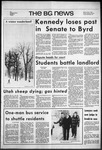 The BG News January 22, 1971