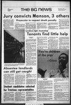 The BG News January 26, 1971