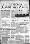 The BG News February 11, 1971