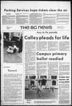 The BG News March 31, 1971