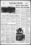 The BG News September 29, 1971