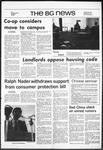 The BG News September 30, 1971