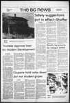 The BG News October 15, 1971