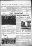 The BG News October 26, 1971