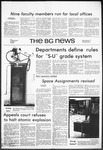 The BG News October 29, 1971