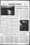 The BG News November 9, 1971
