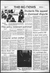 The BG News November 17, 1971