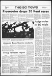The BG News December 8, 1971