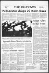 The BG News December 8, 1971