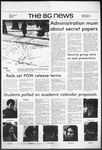 The BG News January 6, 1972