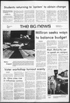 The BG News January 11, 1972