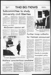 The BG News January 14, 1972
