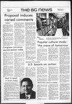 The BG News January 18, 1972